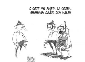 caricatura zilei 31 iulie