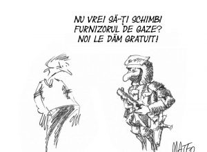 caricatura zilei 14 august