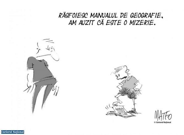 caricatura zilei 27 august 2018