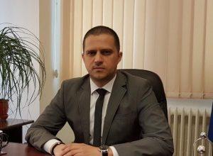 Bogdan-Trif, Ministrul Turismului
