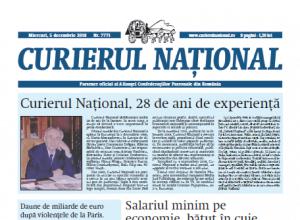 curierul national 7771
