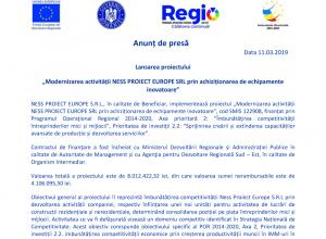 1.Anunt-de-presa-NESS-PROIECT-EUROPE-S.R.L