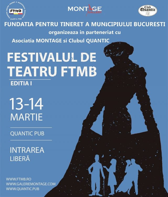 afis Teatru FTMB