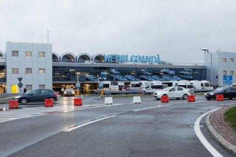 aeroport henri coanda