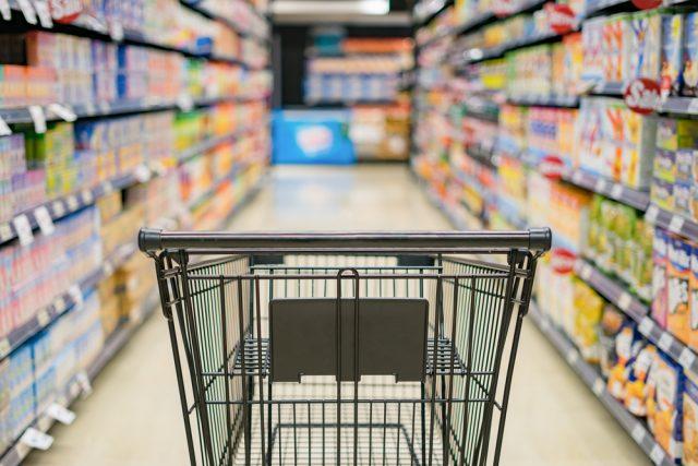 carucior de cumparaturi shopping cart