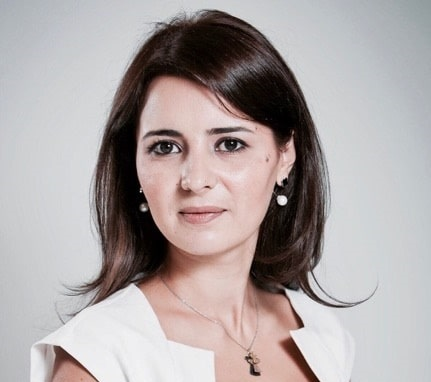 Ramona Tariuc, Tax Director, Deloitte Romania